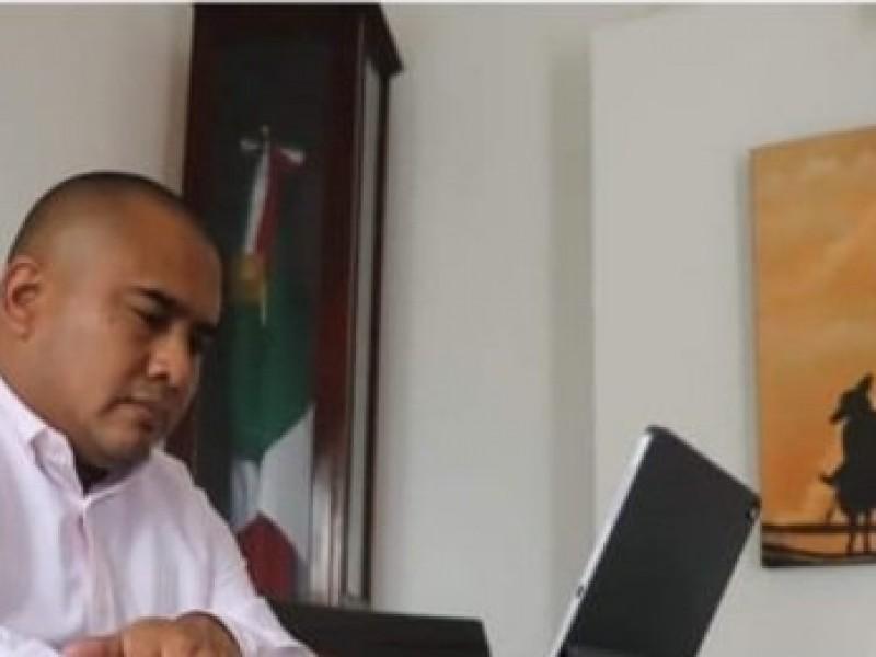 Alcalde de Santa Lucia del Camino, positivo a Covid-19