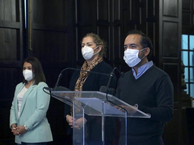 Alcalde de Veracruz garantiza aguinaldo para trabajadores del Ayuntamiento