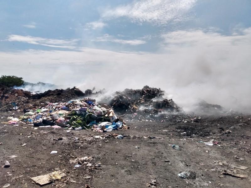 Alcalde rechaza que se continué pagando por basura