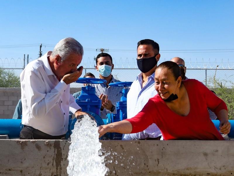 Alcalde responsabiliza a Simas Rural por falta de agua