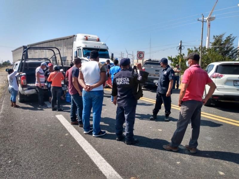 Alcaldes amplían protestas ante falta de respuestas a sus demandas