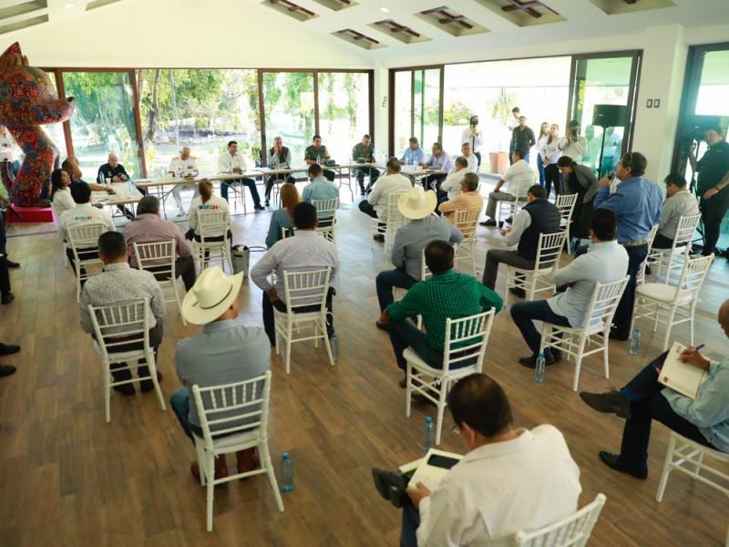 Alcaldes de Nayarit piden respaldo económico y equipamiento por COVID-19
