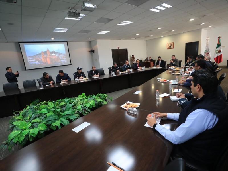 Alcaldes zacatecanos en la mira de grupos delictivos