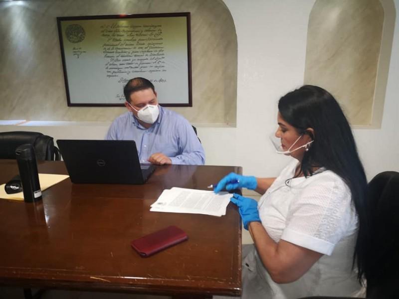 Alcaldesa de Navojoa ratifica juicio político contra grupo opositor