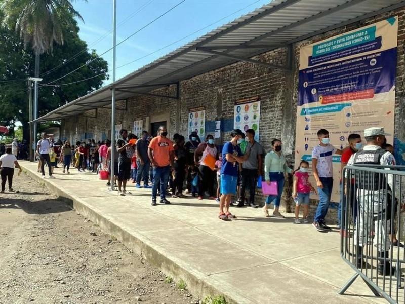 Alcanza COMAR récord histórico en solicitudes de refugio