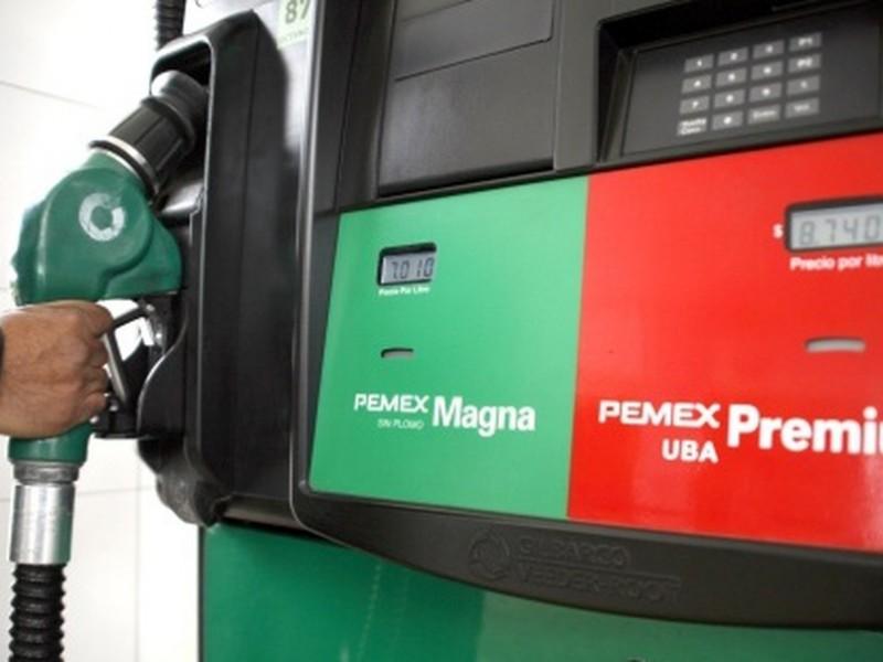 Alcanza gasolina Premium máximo histórico de 25.50 pesos por litro