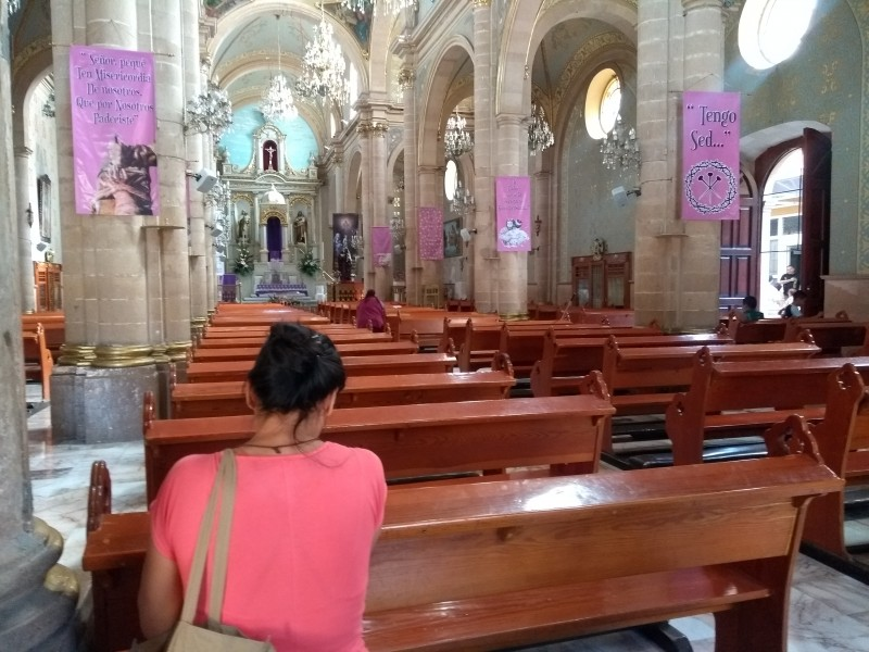Alcanza inseguridad a iglesias