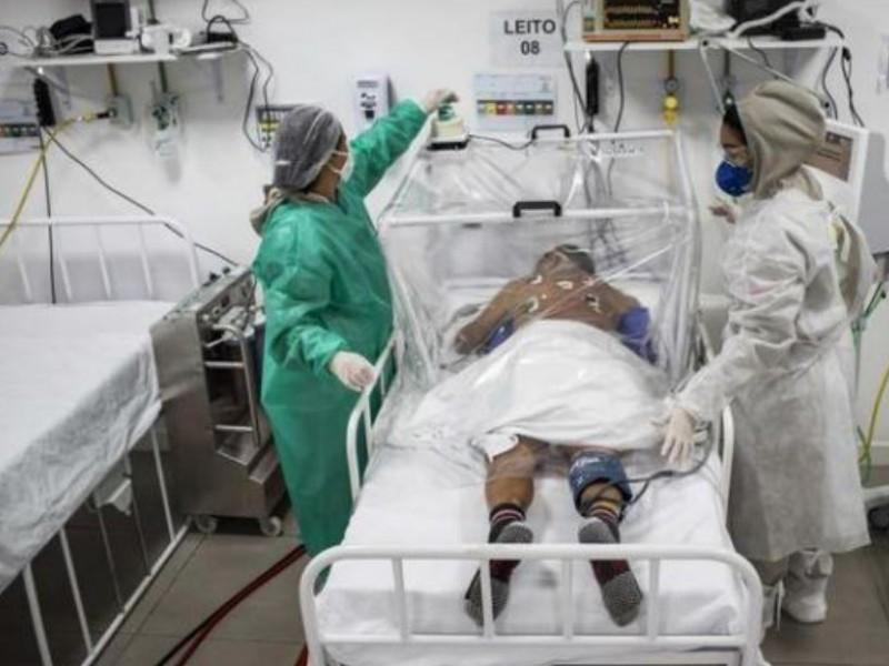 Alcanza Jalisco 7,044 muertes por covid y récord de hospitalizados