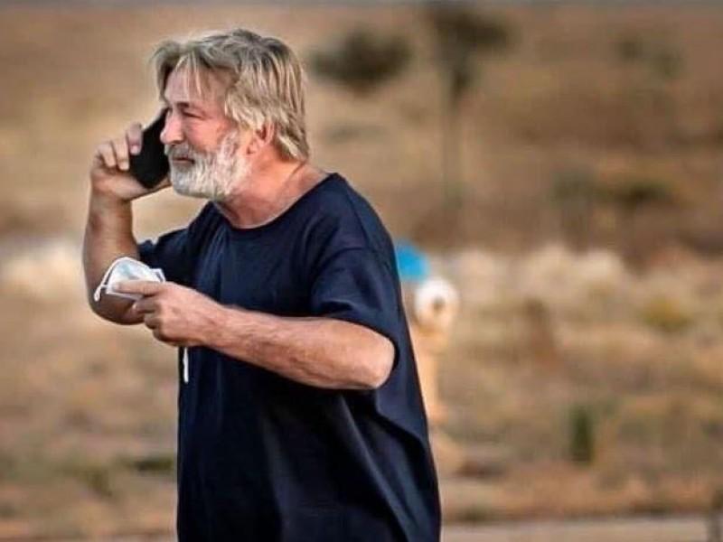 Alec Baldwin mató por accidente a directora de fotografía