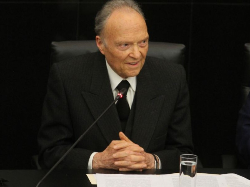 Alejandro Gertz, primer Fiscal General de la República