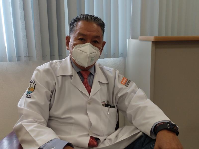 Alejandro León, nuevo director del Hospital General con Especialidades