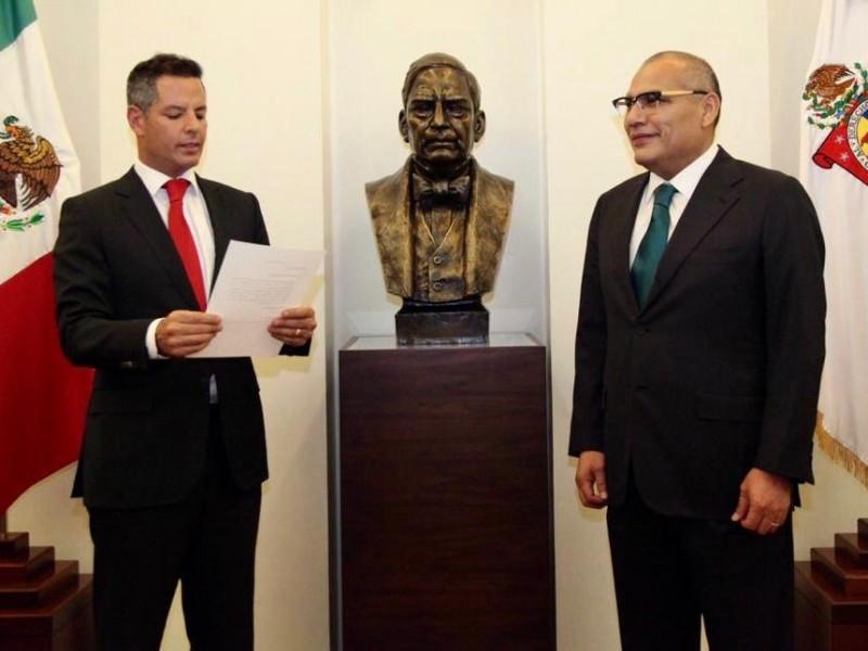 Alejandro Murat designa a nuevos titulares del OCVO Y CORTV