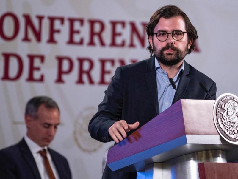 Alejandro Svarch, nuevo titular de Cofepris