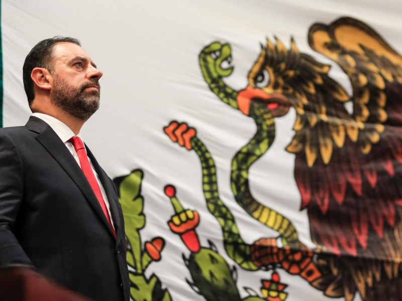 Alejandro Tello, informe entre avances y faltantes