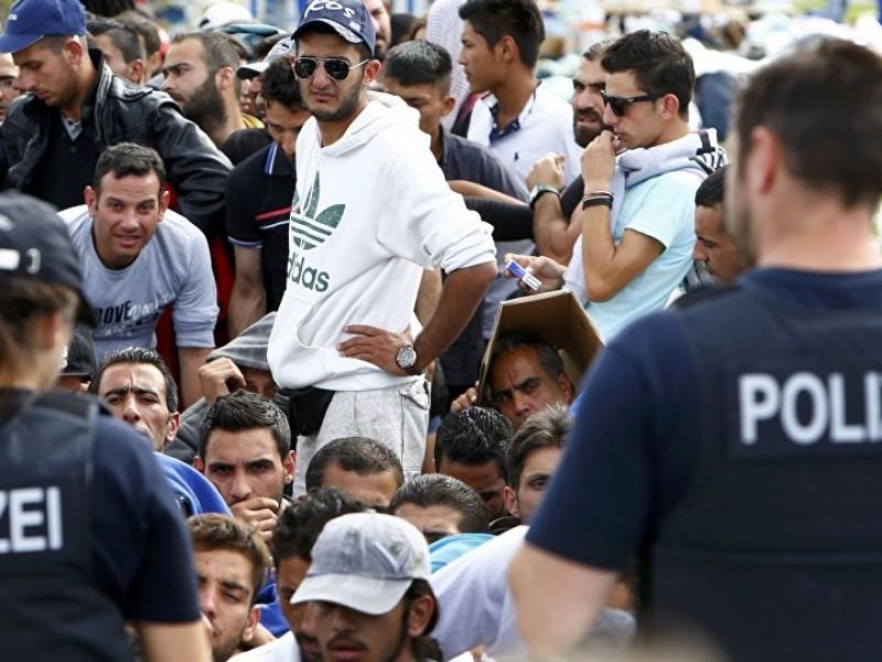 Alemania enfrenta una crisis política por refugiados