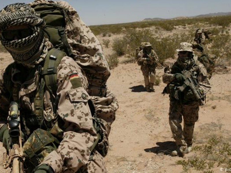 Alemania retira sus tropas de Afganistán