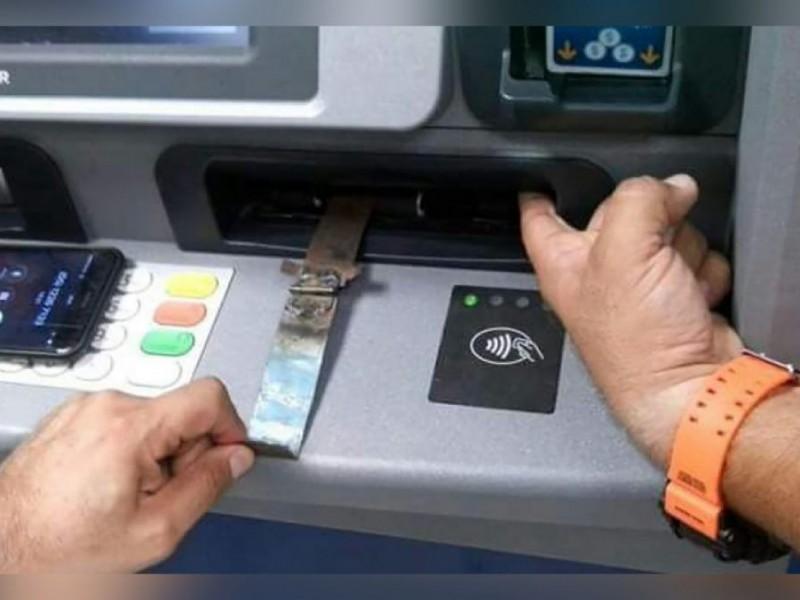 Alerta ante posibles Desplazadores en bancos
