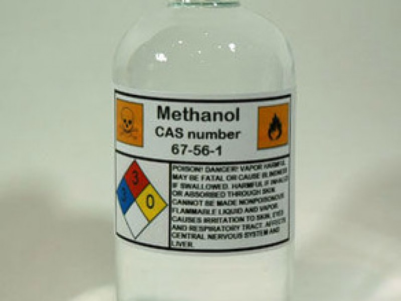 Alerta  COFEPRIS por gel anti bacterial con metanol