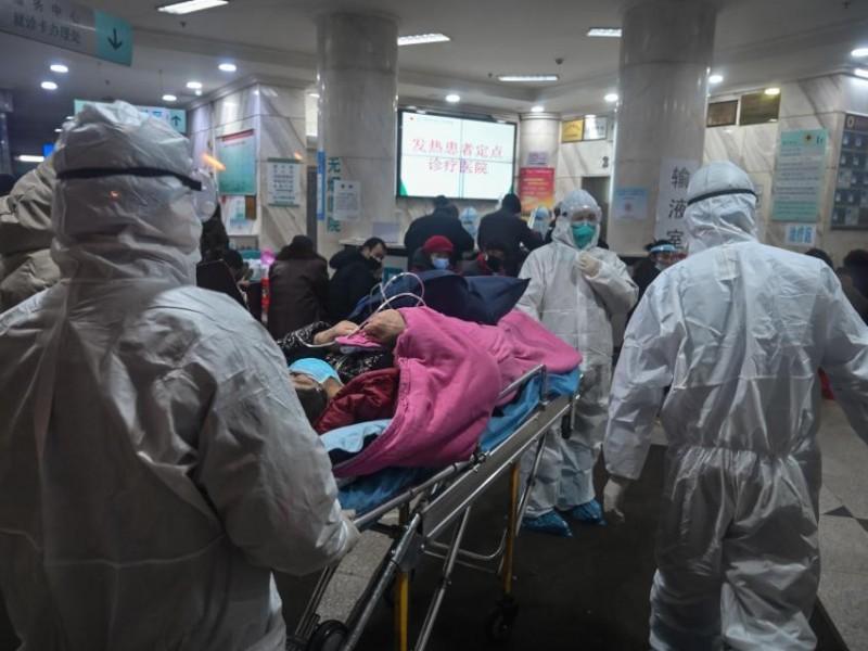 Alerta en Brasil por probable caso de coronavirus
