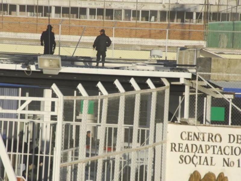 Alerta en Centros Penitenciarios de Durango por brote de Covid-19