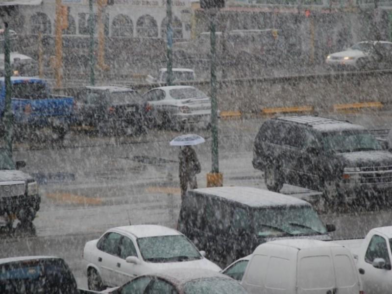 Alerta en Chihuahua por la sexta tormenta invernal