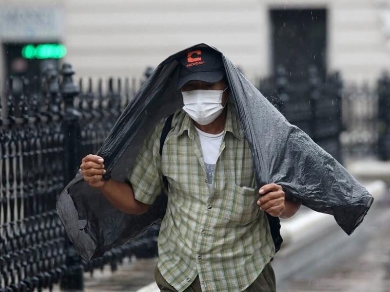 ¡Alerta máxima! Continuarán lluvias intensas en el sureste del país