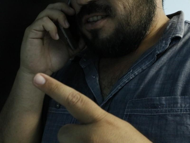 Alerta PGJE sobre llamadas de fraude telefonico