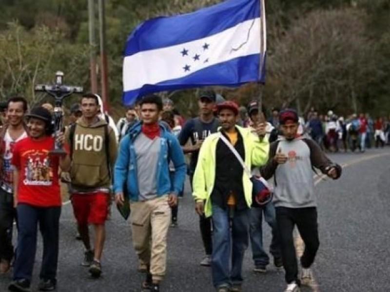 Alerta por formación de nueva caravana en Honduras