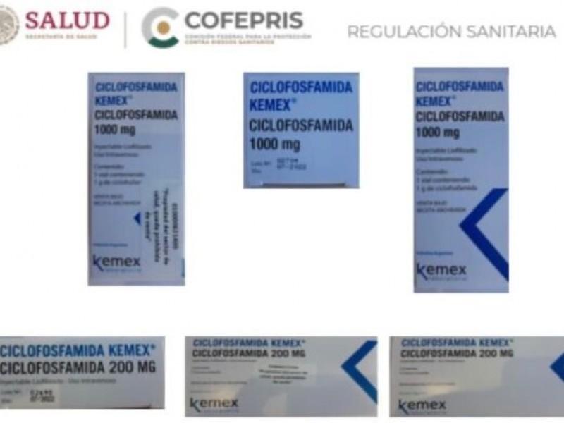 Alerta por robo de medicamentos para niños con cáncer