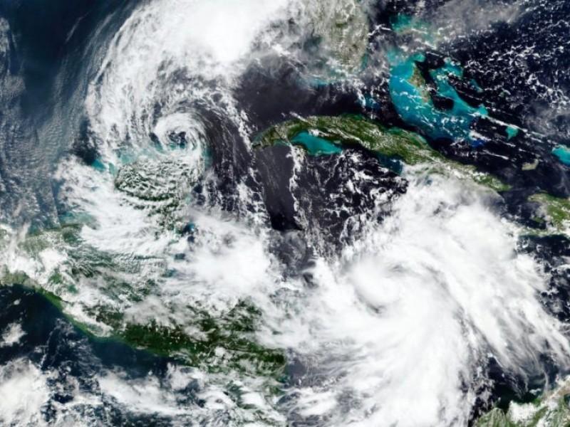 ¡Alerta roja! en Quintana Roo por huracán Delta