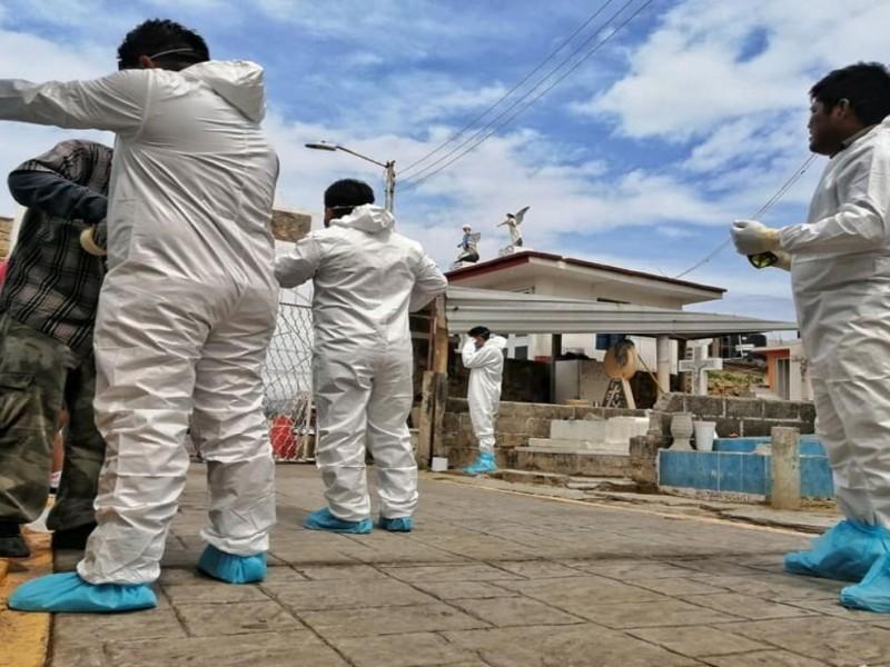 Alerta SSO sobre repunte de casos COVID-19 en Oaxaca