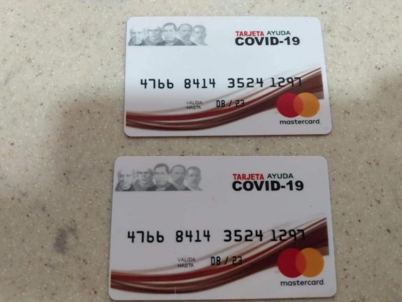 Alertan a la población por fraude con tarjetas Bienestar