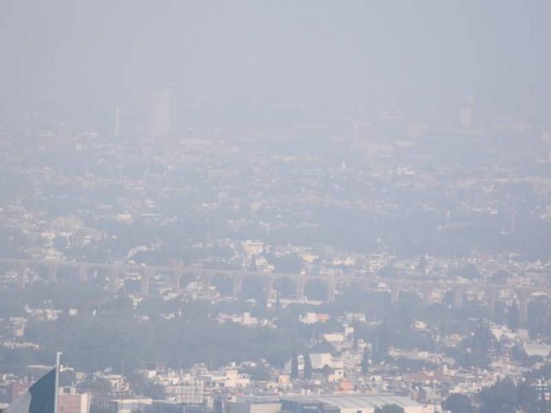 Alertan nuevamente por mala calidad de aire en Carrillo