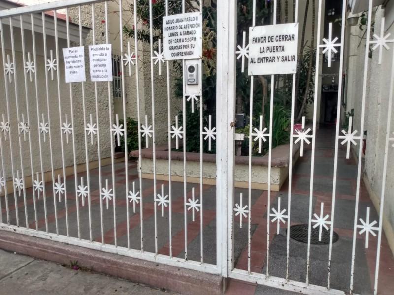 Alertan nuevos brotes de COVID-19 en asilos de Jalisco