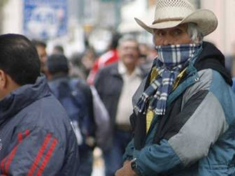 Alertan por frío en Sonora