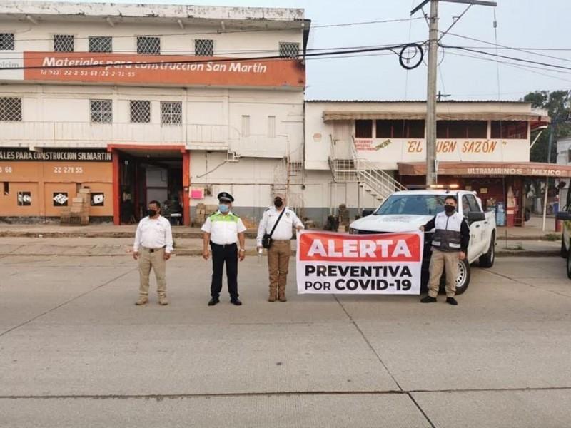 Alertan por peligro incremento de casos COVID en Veracruz