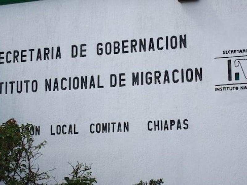 Alertan por varicela en Estación Migratoria en Comitán
