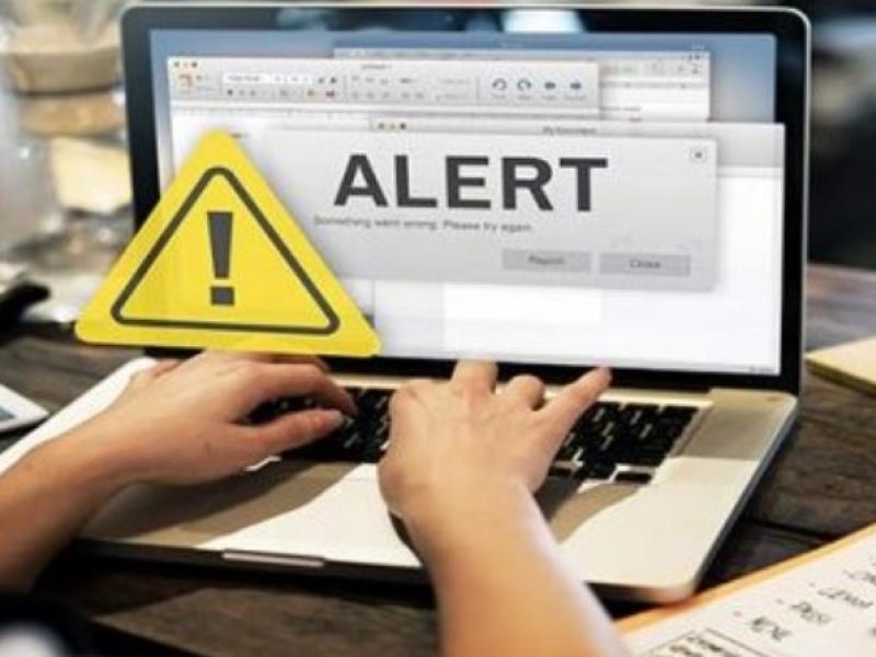Alertan sobre falsas ofertas de trabajo en internet