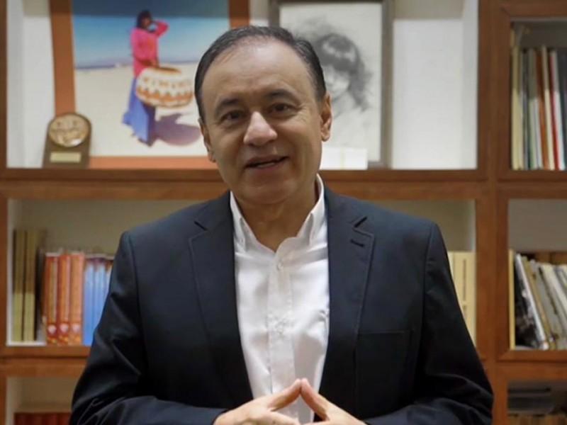 Alfonso Durazo asegura que no lo detendrán campañas negras