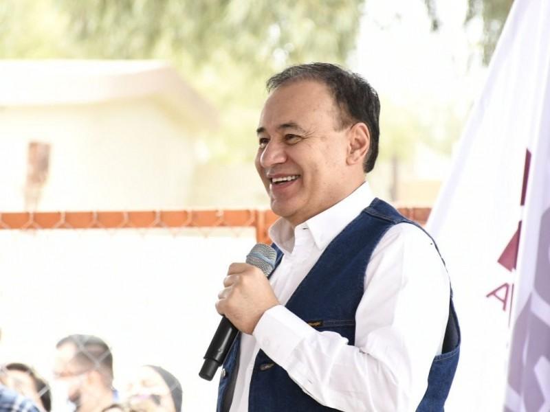 Alfonso Durazo aseguró que hará alianza con las mujeres