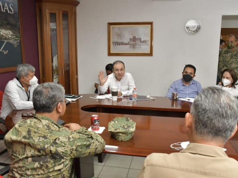 Alfonso Durazo visita Guaymas para presentar proyectos