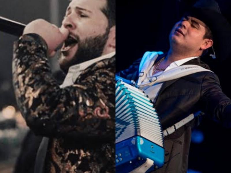 Alfredo Olivas y El Fantasma no cantarán narcocorridos