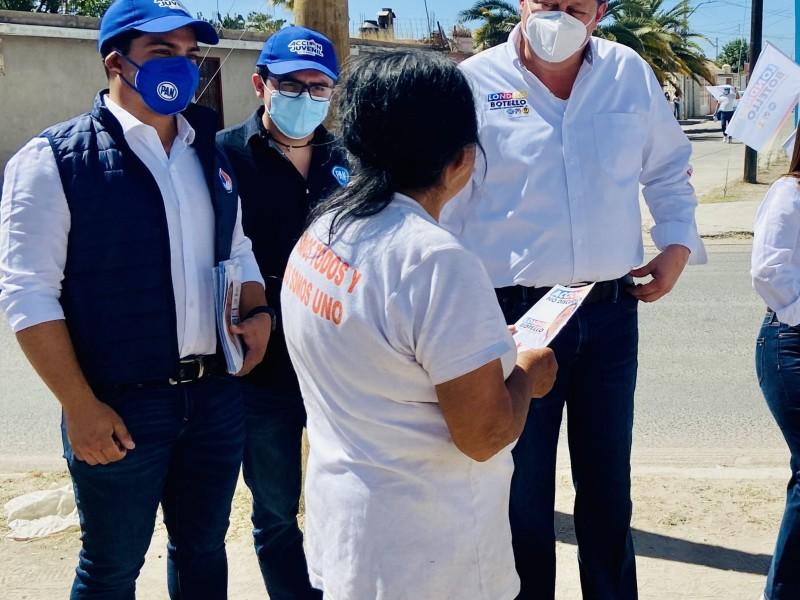 Alianza Va X Durango recibe buena respuesta ciudadana