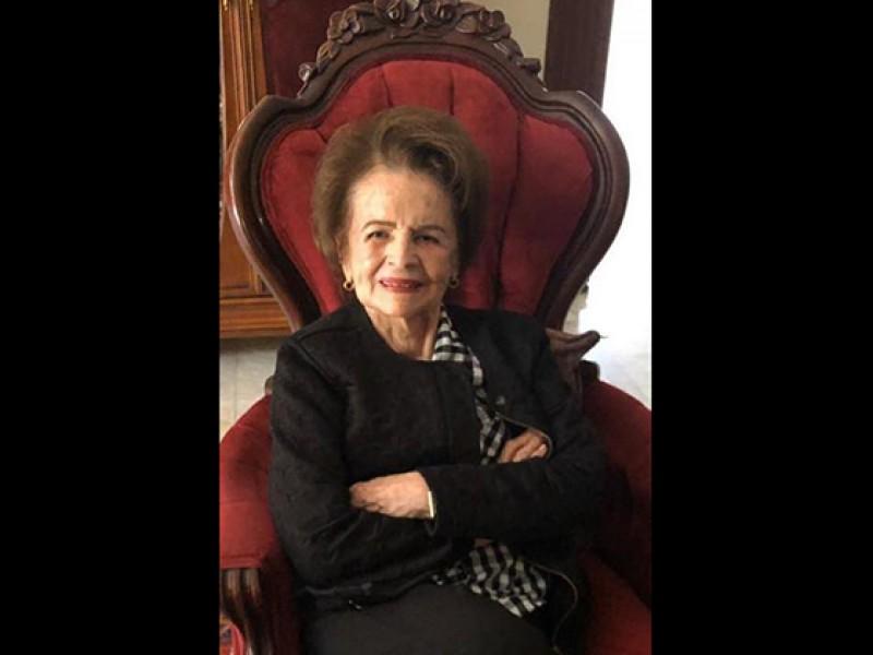 Alicia Arellano deja gran legado en la mujer mexicana