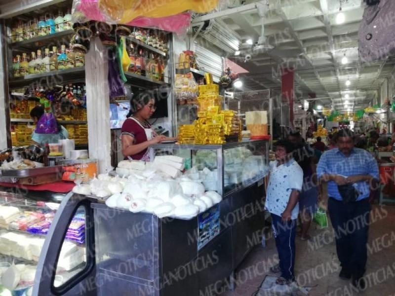Alimentos provenientes de Chiapas afectados por bloqueo