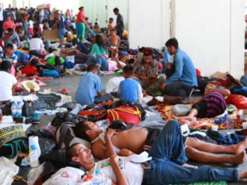 Alista autoridades operativo para recibir Caravana Migrante