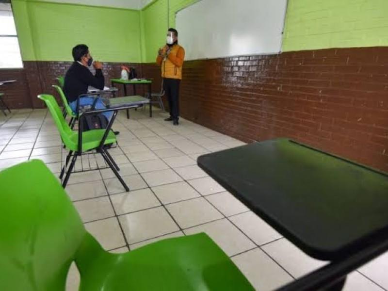 Alista Querétaro la 2° etapa del regreso a clases presenciales