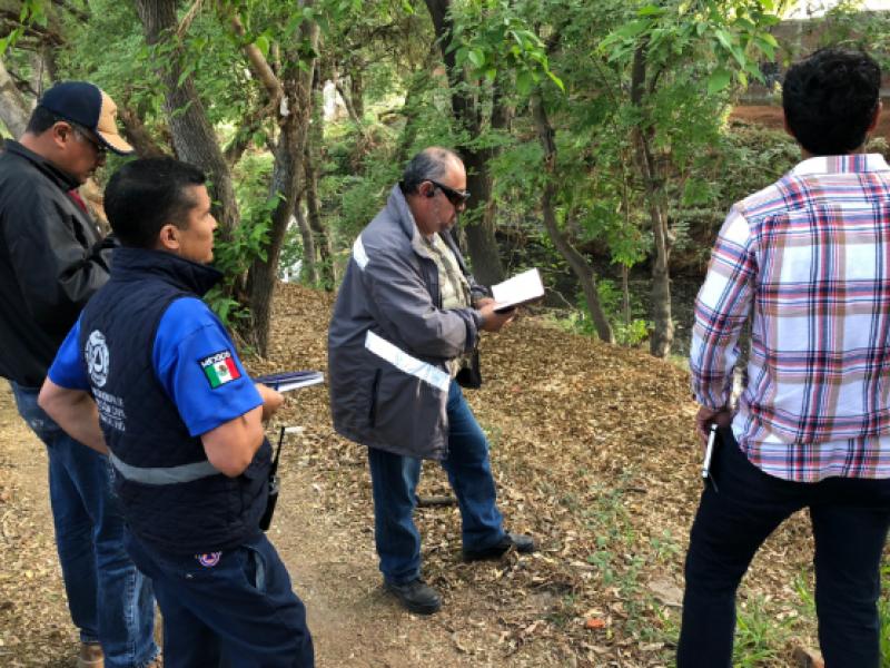 Alista San Juan del Río Plan para prevenir inundaciones