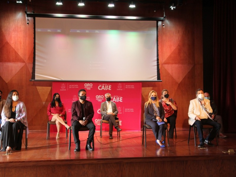"Alistan estreno de la miniserie ""Los Insurgentes"""