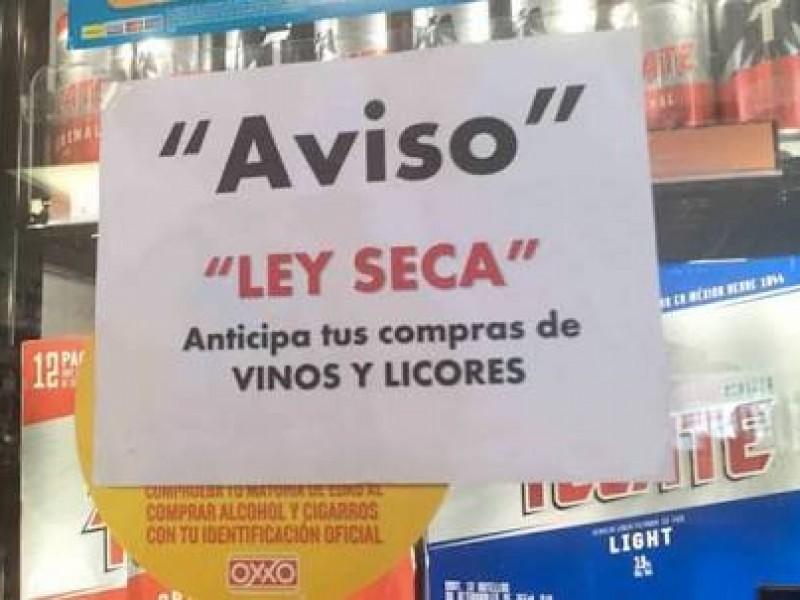 """Alistan operativo de """"ley seca"""" en Sinaloa - MEGANOTICIAS"""